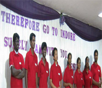 The Indore Mission Team